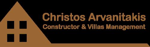Villas and Building Constructions in Paxos Island